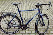 Patria Randonneur blau